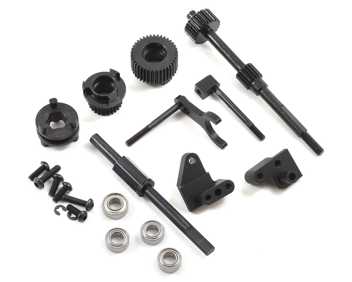 Yeti 2-Speed Transmission Conversion Kit by SSD RC