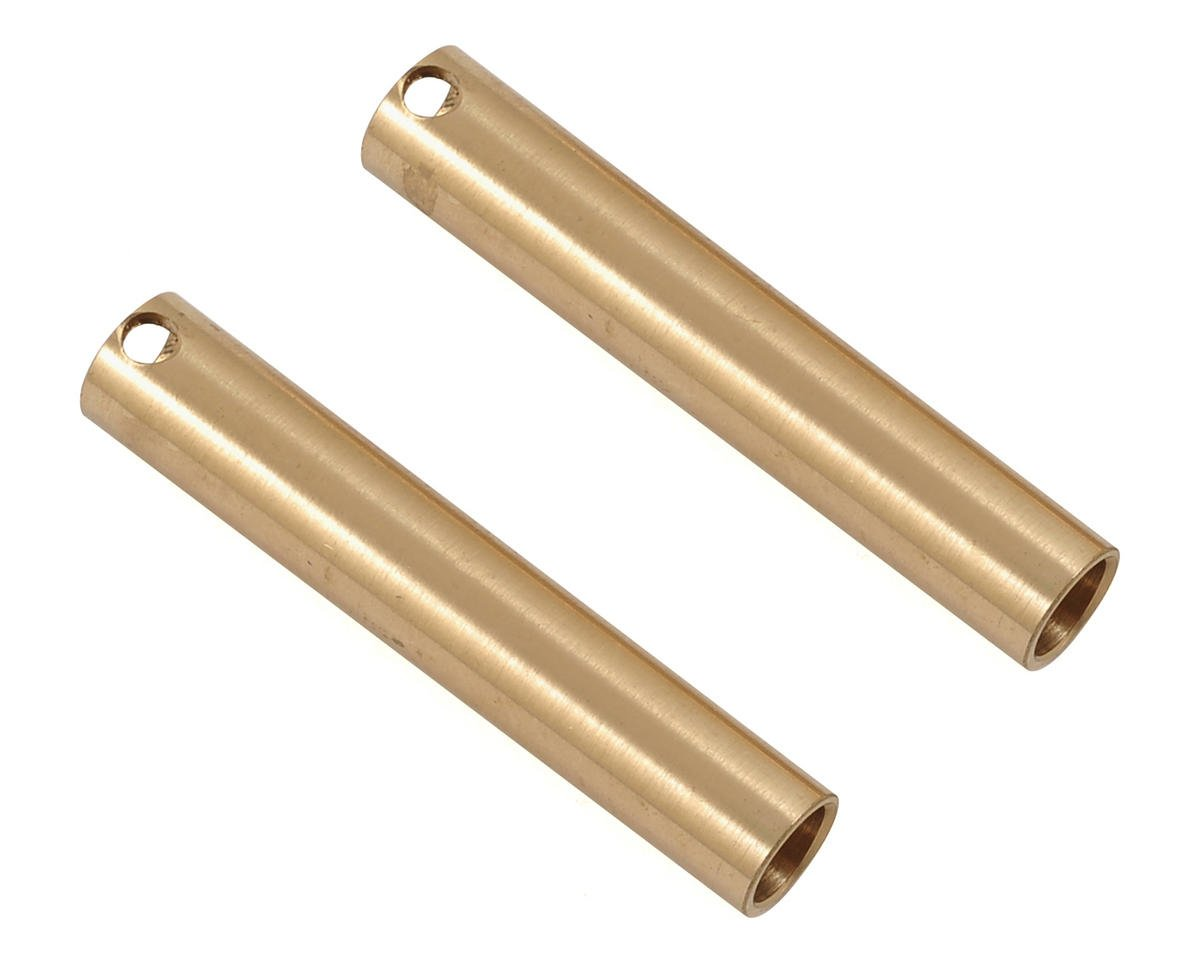D60 Axle Brass Tubes (2) by SSD RC