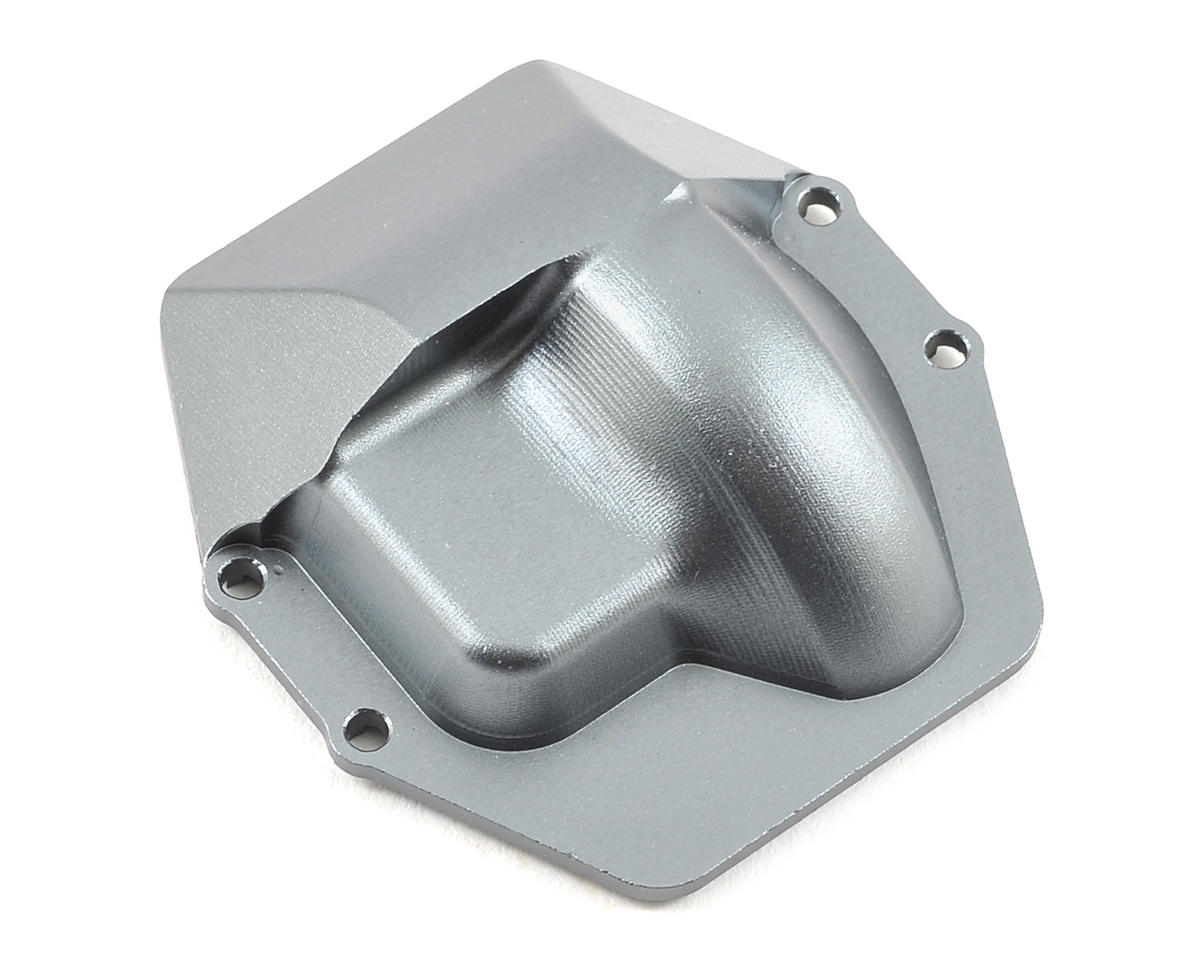 SSD RC Wraith/RR10 HD Differential Cover (Grey) (AR60 Axle)