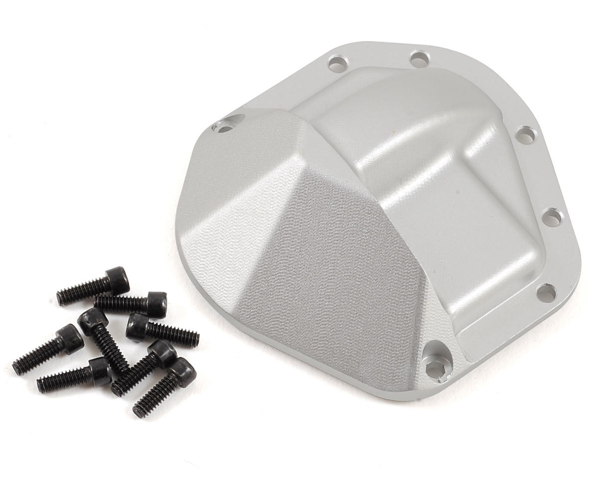 D60 HD Differential Cover (Silver) by SSD RC