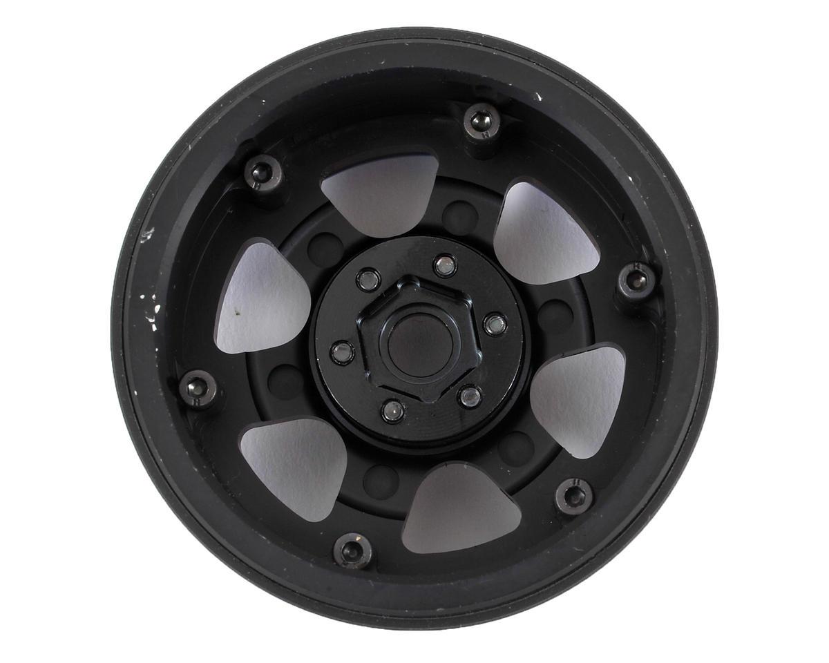 Rock Crawler Wheels : Ssd rc rock racer quot beadlock crawler wheels black