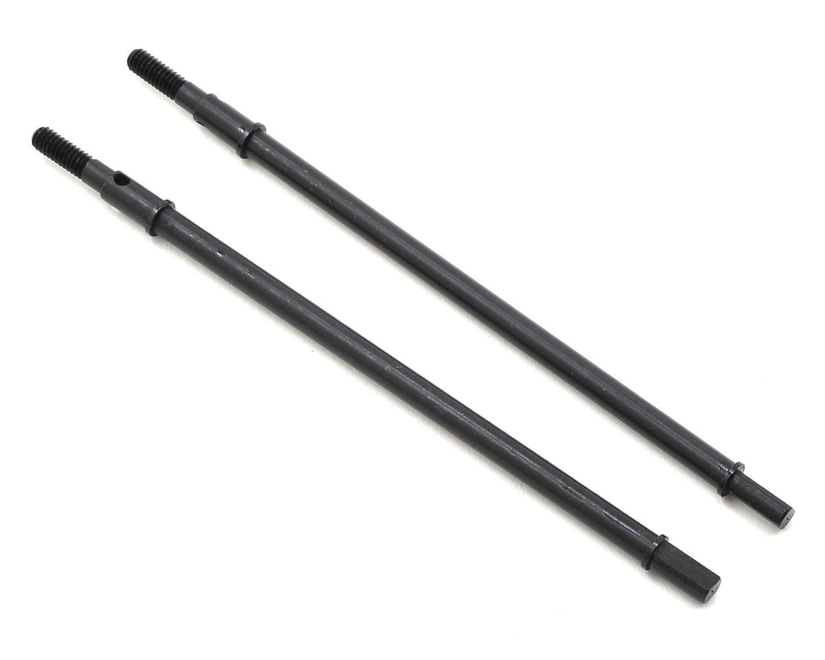 D60 Axle Wide Rear Axle Shafts (2) by SSD RC