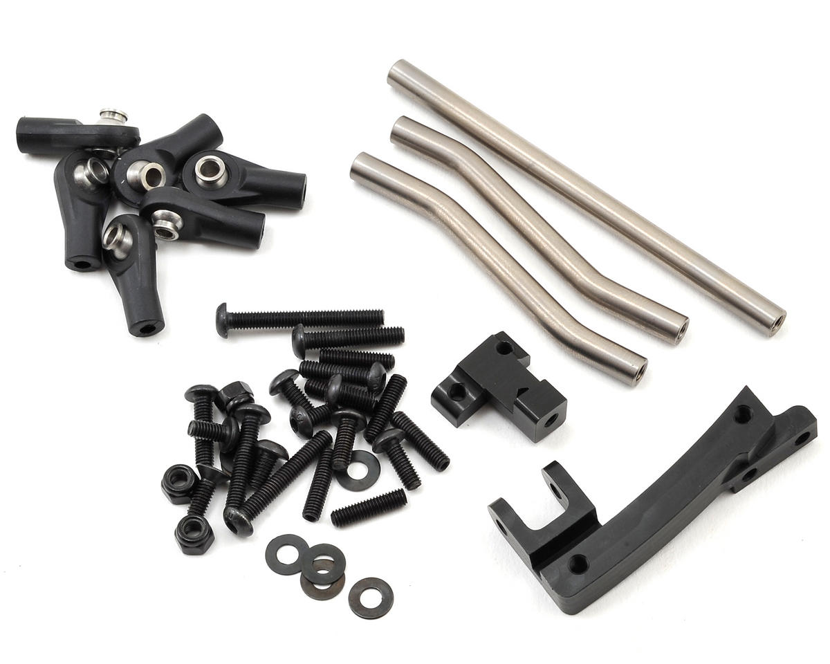 SCX10 D60 Axle Chassis Mounted Steering Kit