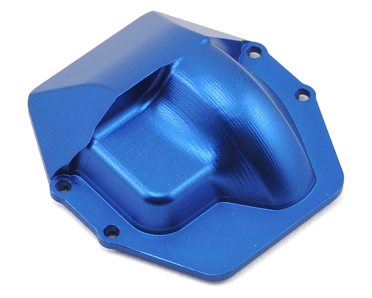 SSD RC Wraith/RR10 HD Diff Cover (Blue) (AR60 Axle)