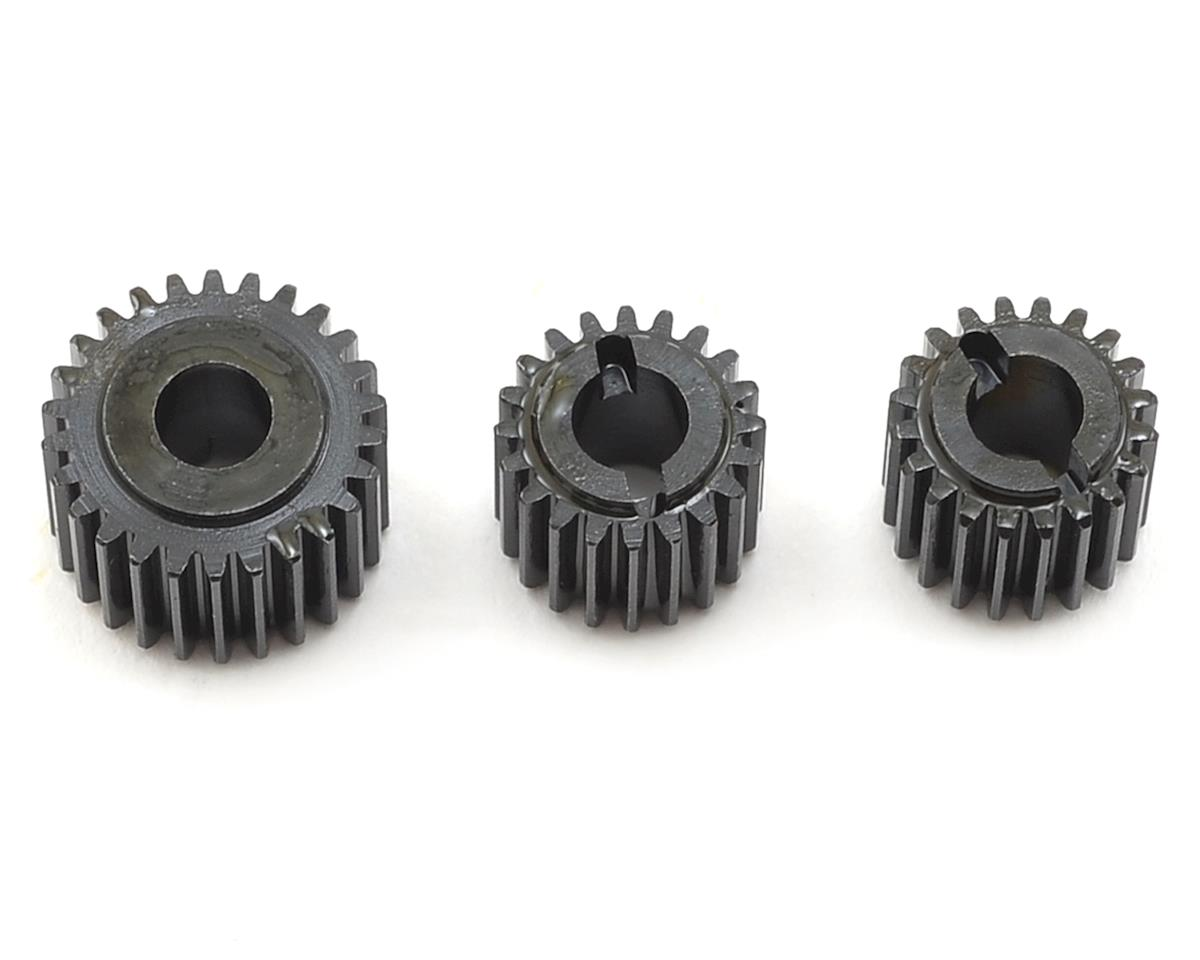 SSD RC SCX10 II HD Steel Transfer Case Gear Set