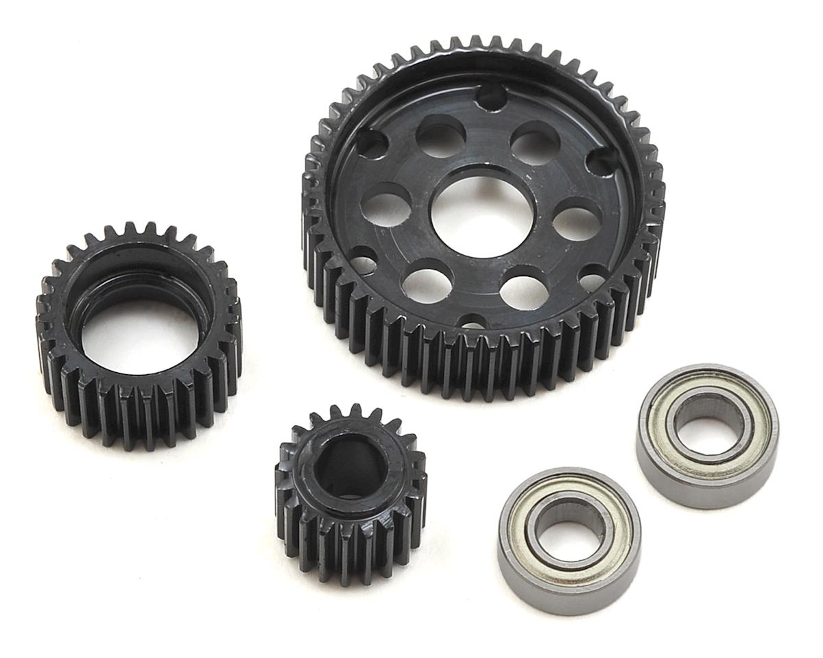 SSD RC SCX10 HD Steel Transmission Gears (Axial II)