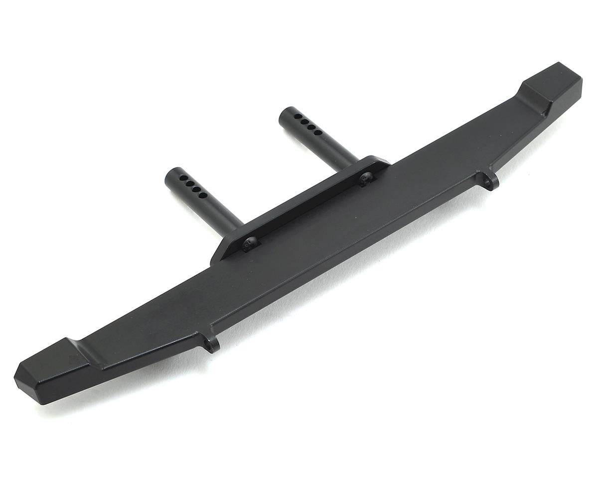 SCX10 II Rock Shield Wide Rear Bumper