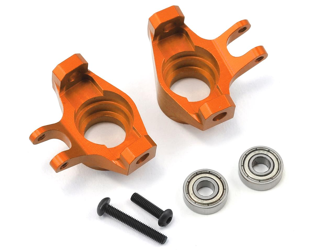 SSD RC HD D60 Knuckles (Orange) (2) (AR60 Axle)