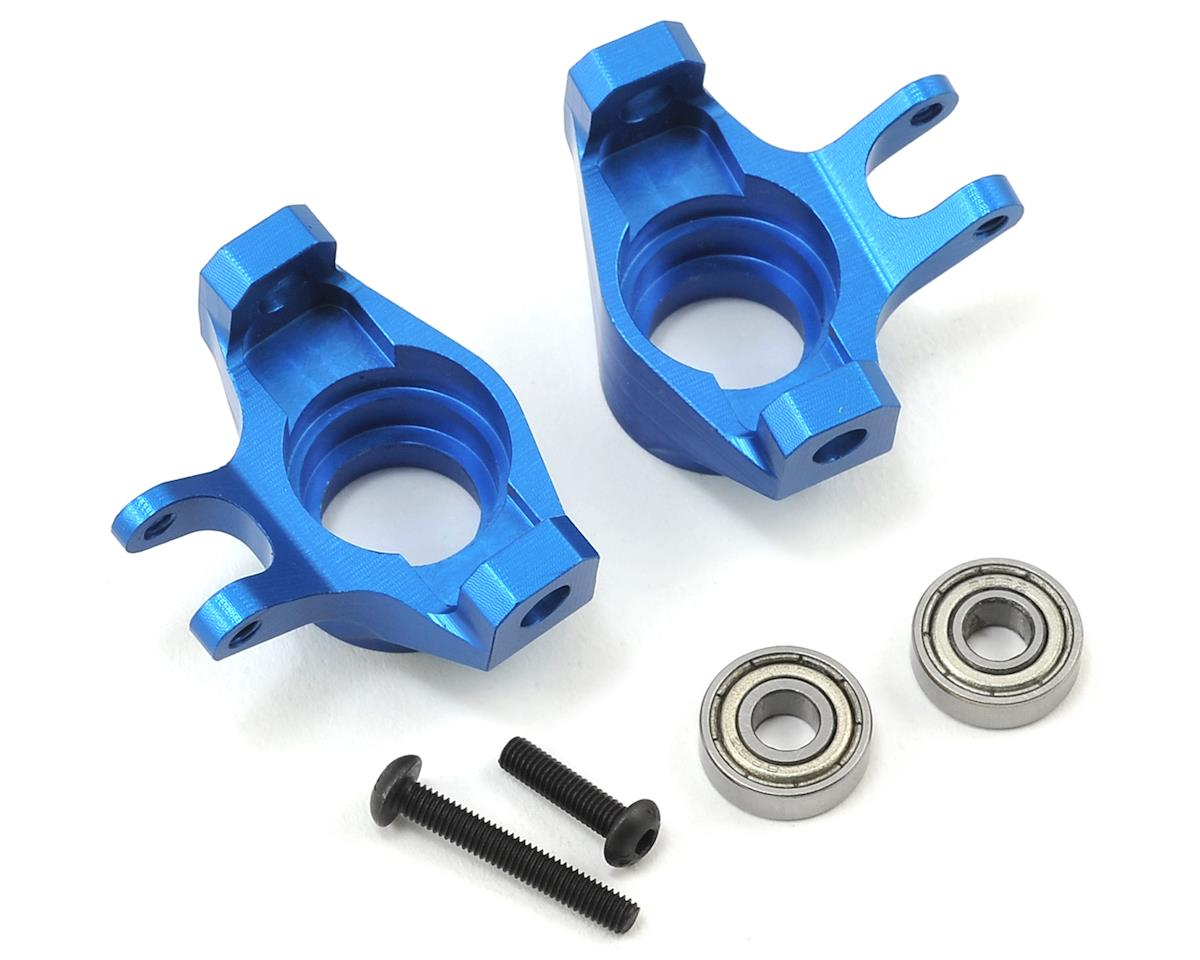 HD D60 Knuckles (Blue) (2) (AR60 Axle) by SSD RC