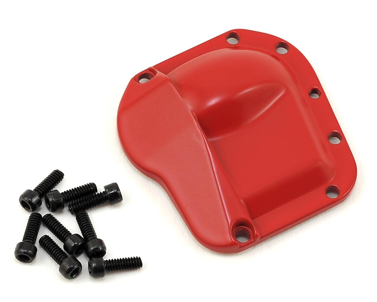 SSD RC Pro44 HD Metal Diff Cover (Red)