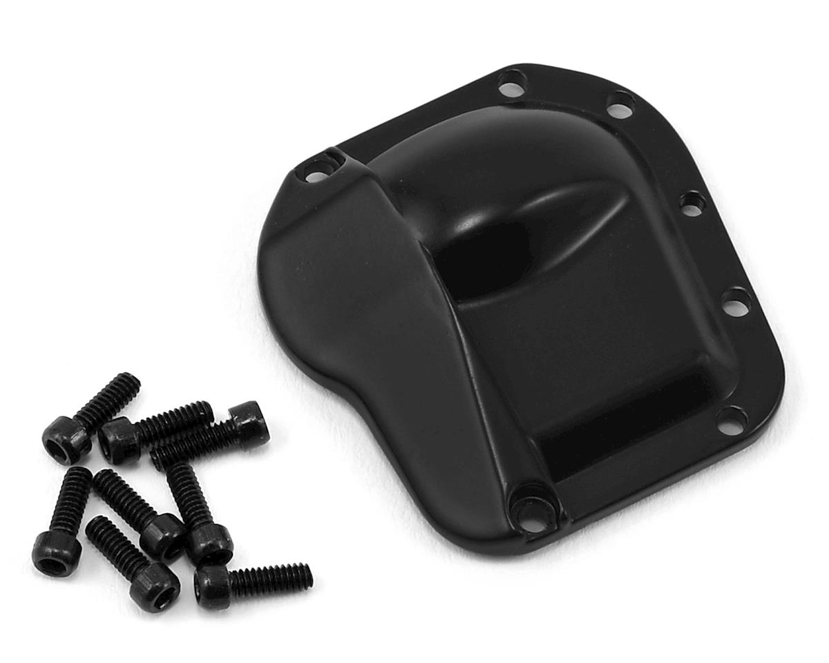 SSD RC Pro44 HD Metal Diff Cover (Black)