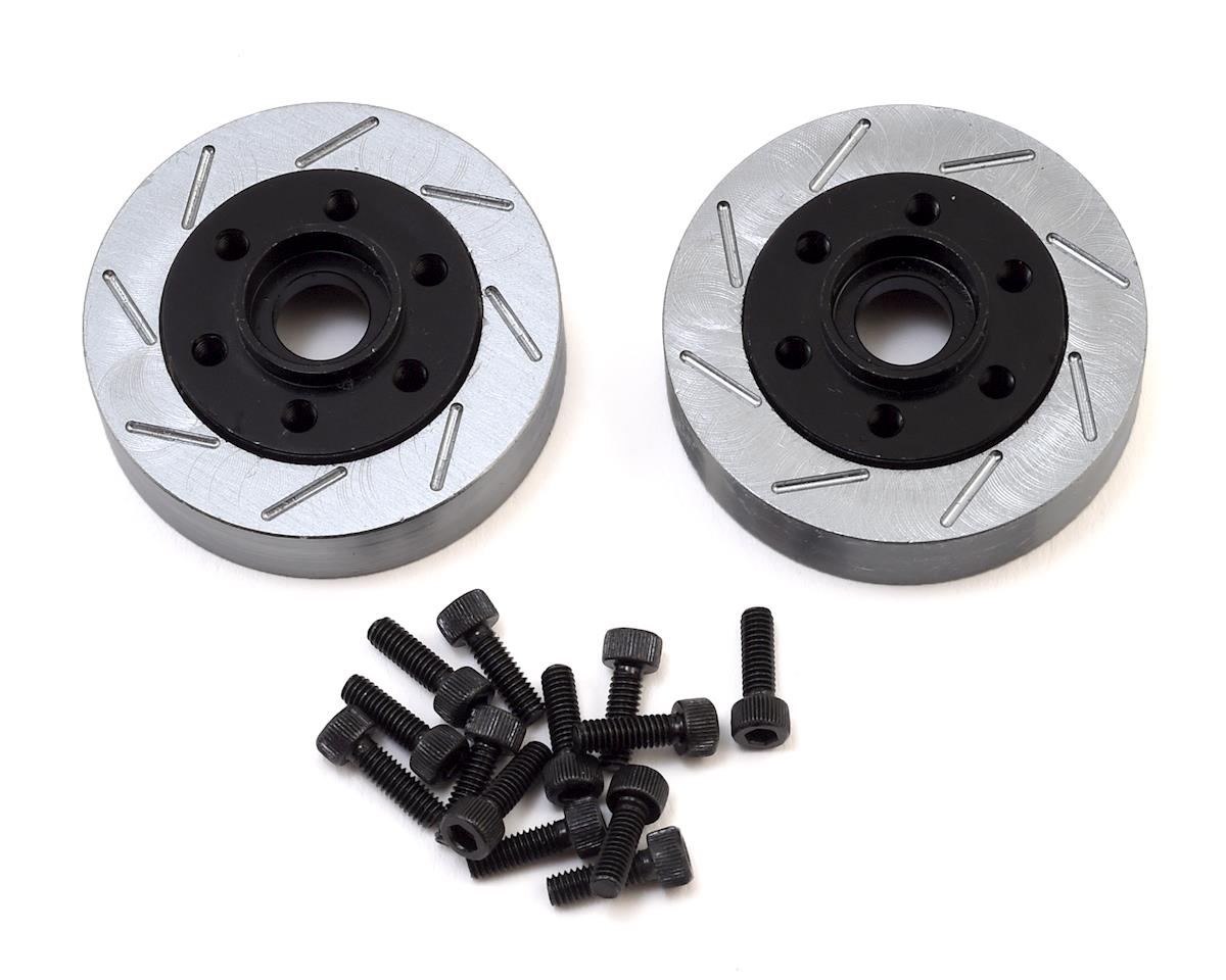 SSD RC Wheel Hub w/Spinning Brake Rotor