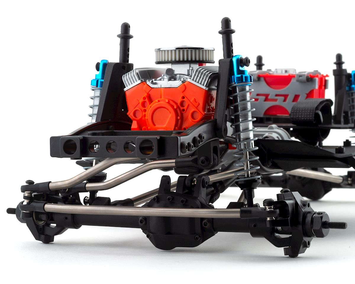 Image 3 for SSD RC Trail King Pro Scale Crawler Chassis Builders Kit