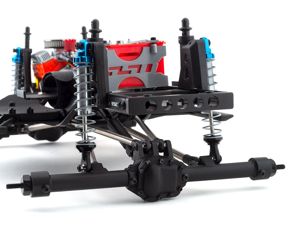 Image 4 for SSD RC Trail King Pro Scale Crawler Chassis Builders Kit