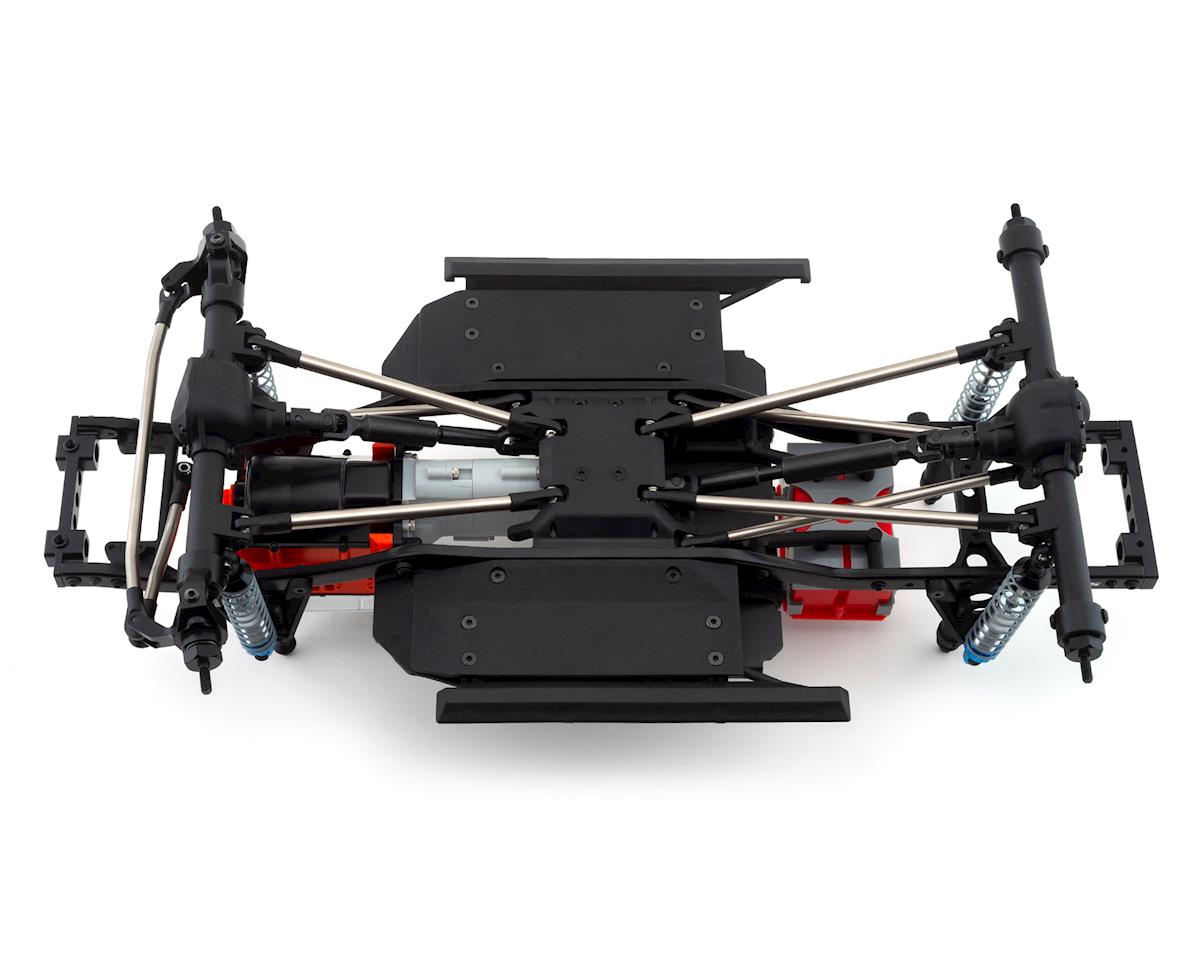 Image 5 for SSD RC Trail King Pro Scale Crawler Chassis Builders Kit