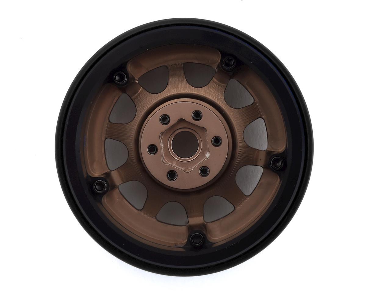 "SSD RC 2.2"" D Hole Beadlock Wheels (Bronze) (2)"