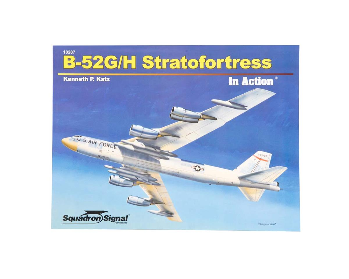 10207 B-52G/H Stratofortress In Action