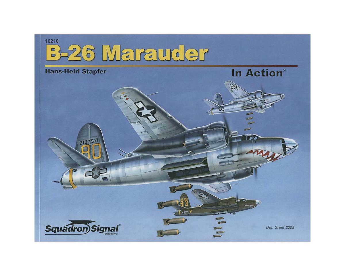 10210 B-26 Marauder In Action (Softcover)