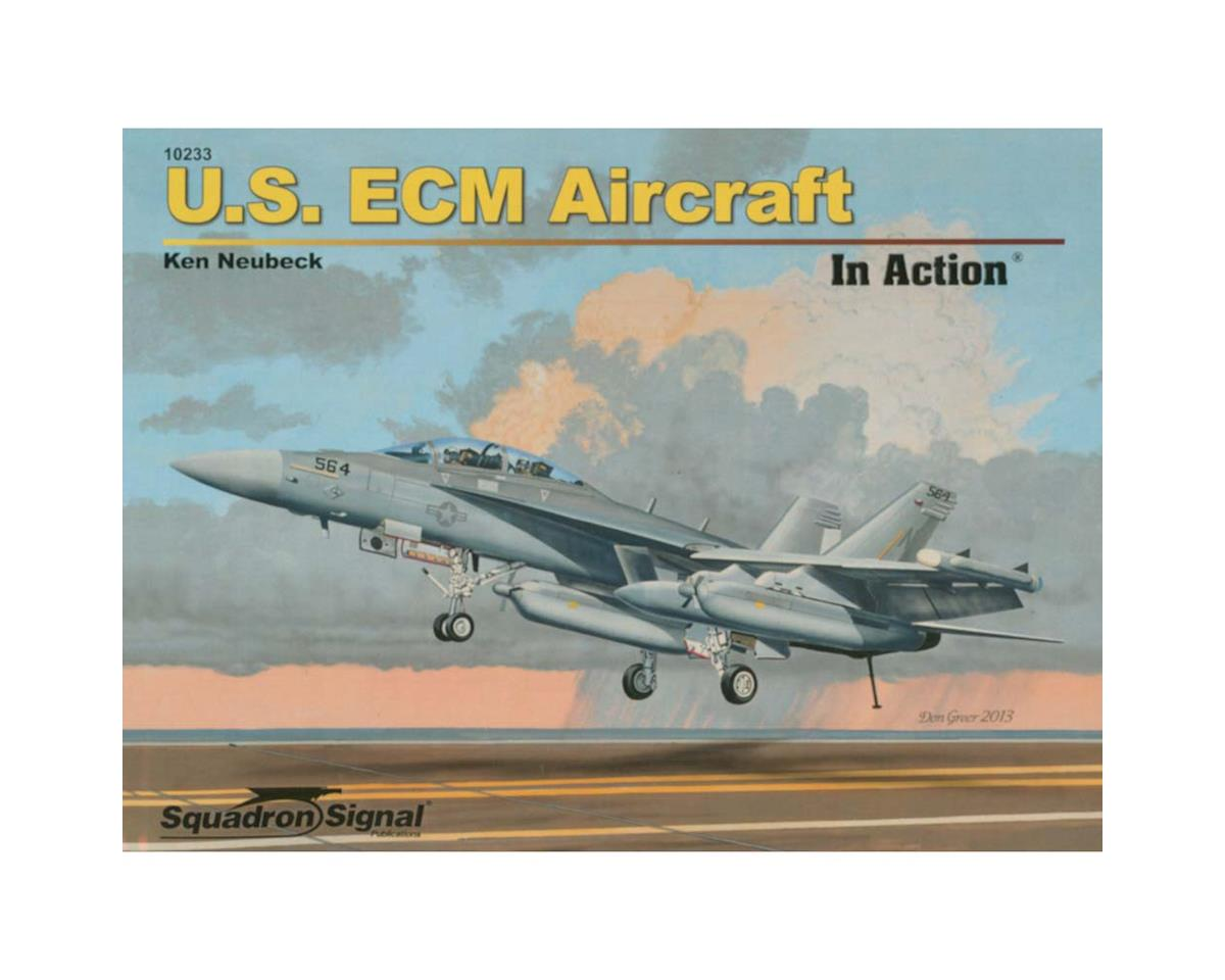 U.S. ECM Aircraft In Action Softcover by Squadron/Signal