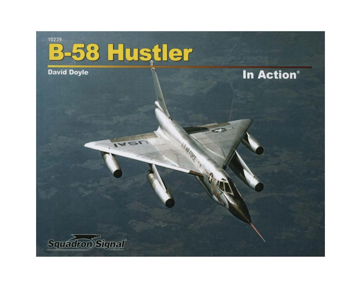 10239 B-58 Hustler In Action (Softcover)