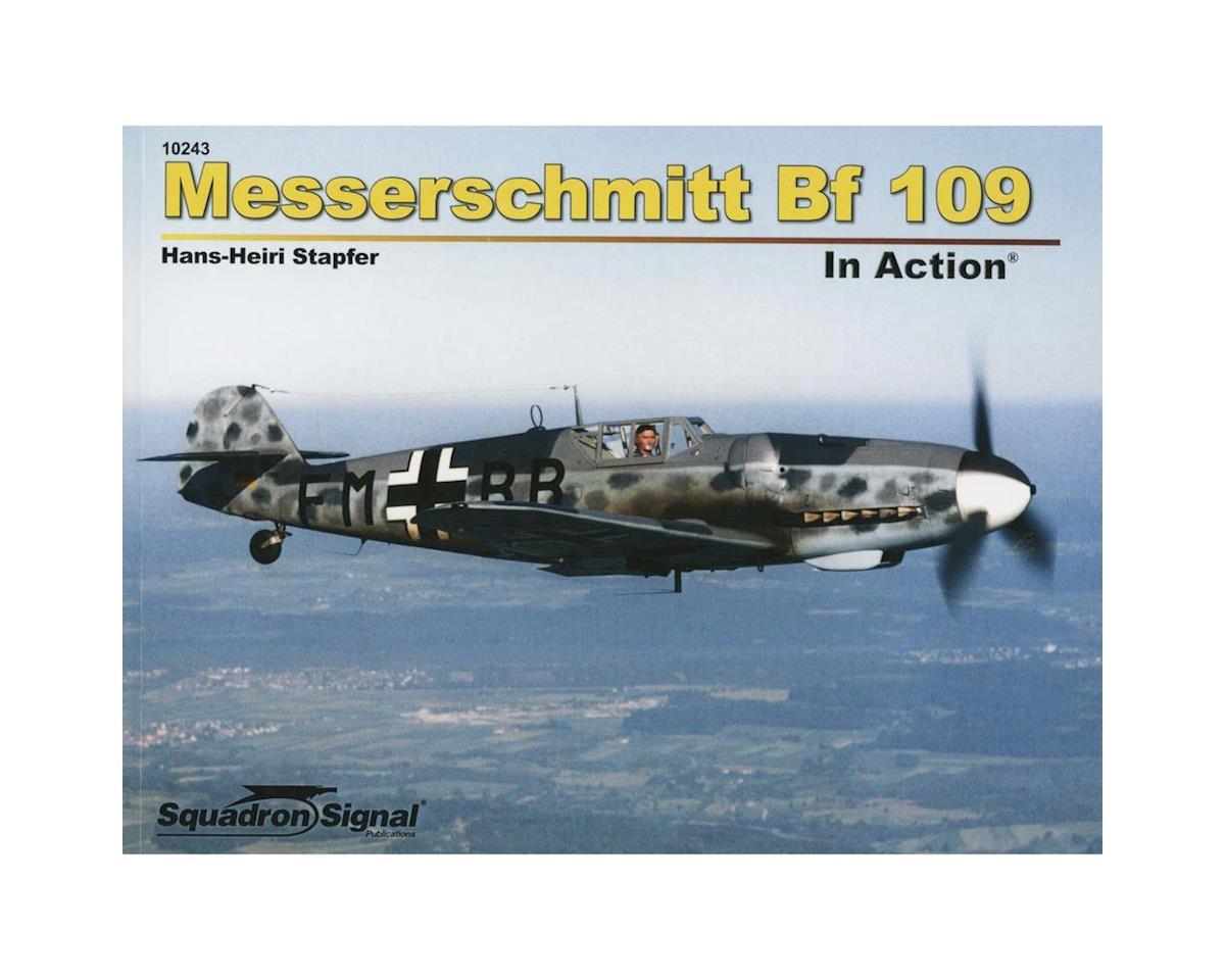 10243 Messerschmitt Bf-109 In Acttion (Softcover)