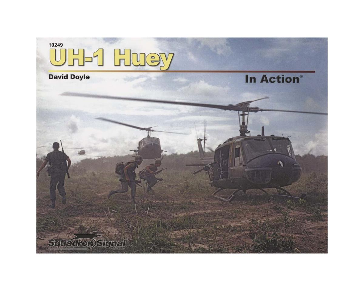 10249 UH-1 Huey In Action (Softcover) by Squadron/Signal
