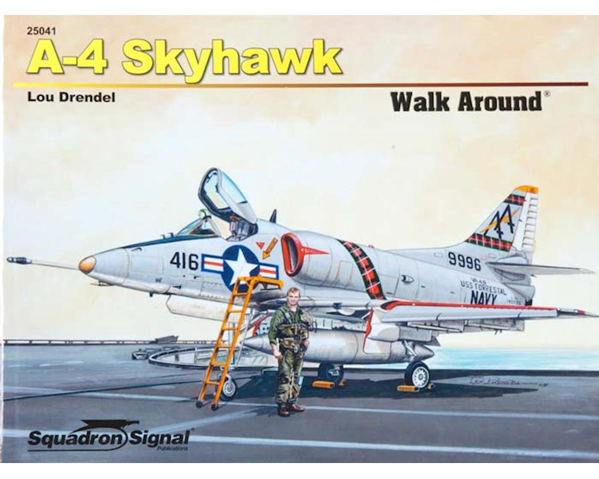 25041 A-4 Skyhawk Walk Around