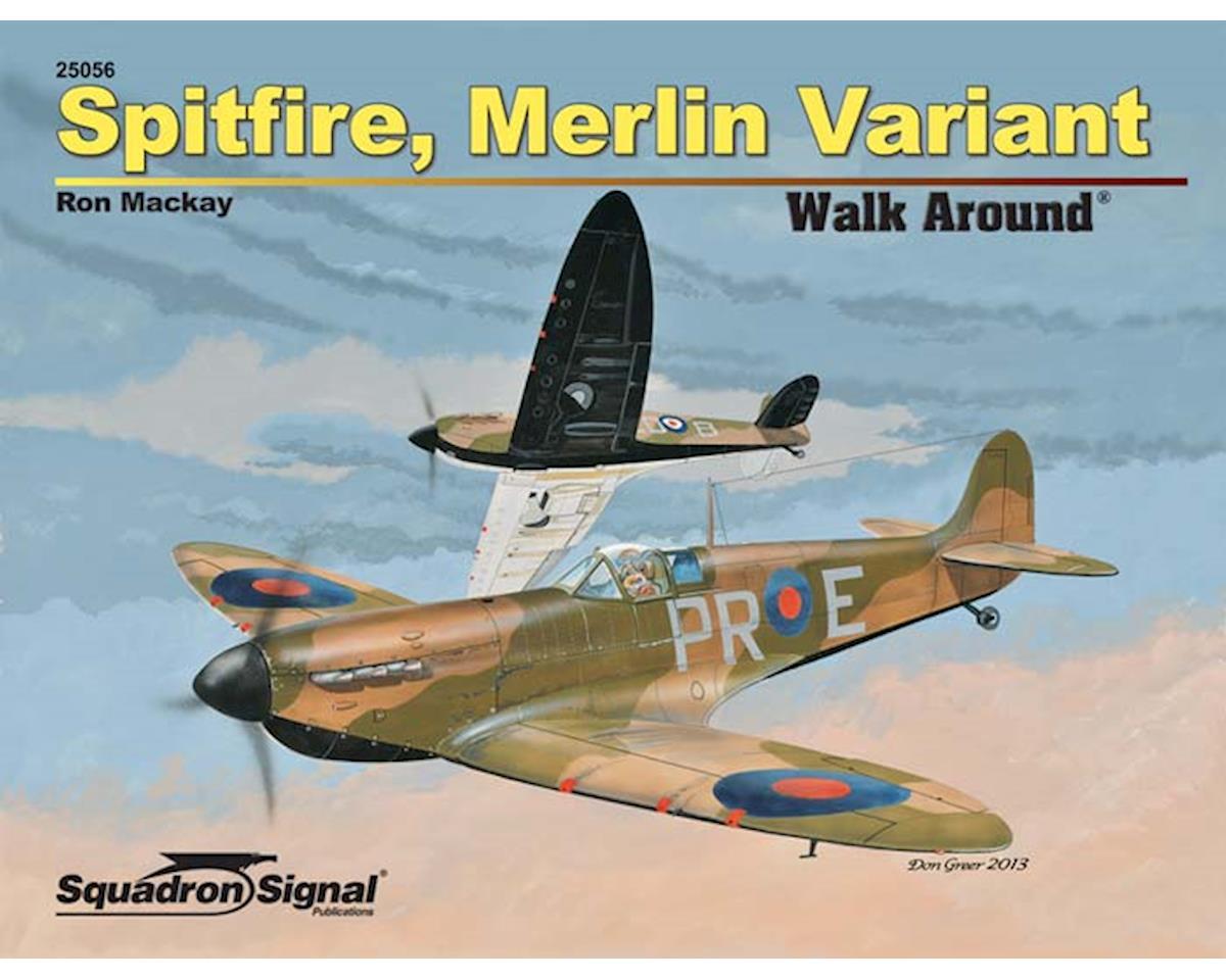 Squadron/Signal 25056 Spitfire Merlin Variant Walk Around