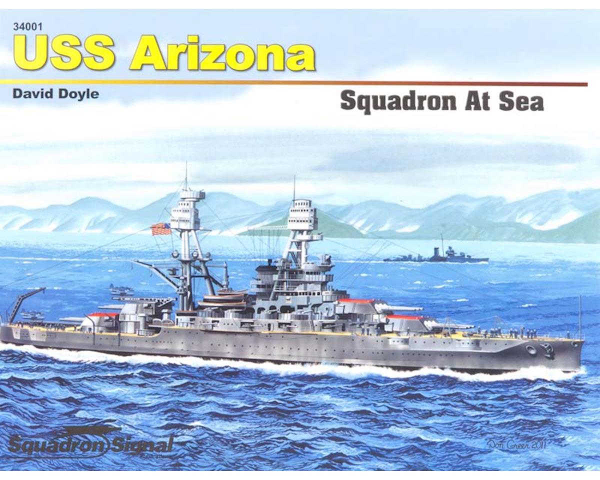 34001 USS Arizona Squadron At Sea