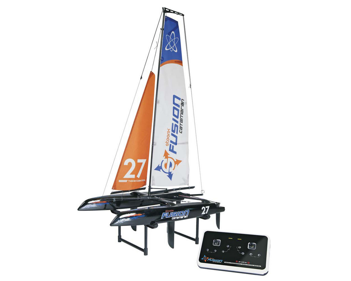Steerix Fusion Micro Catamaran RTR Sailboat