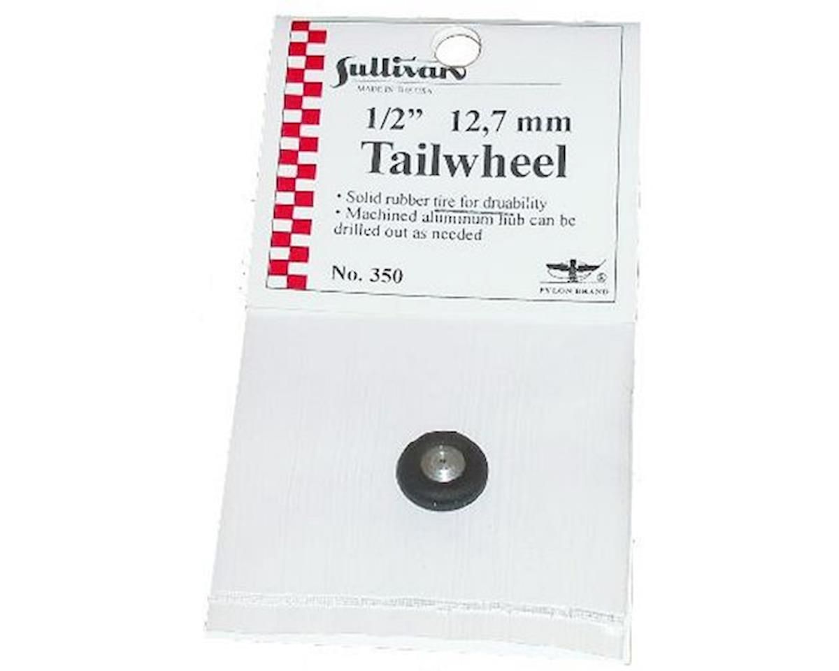 Sullivan Tail Wheel, 1/2""
