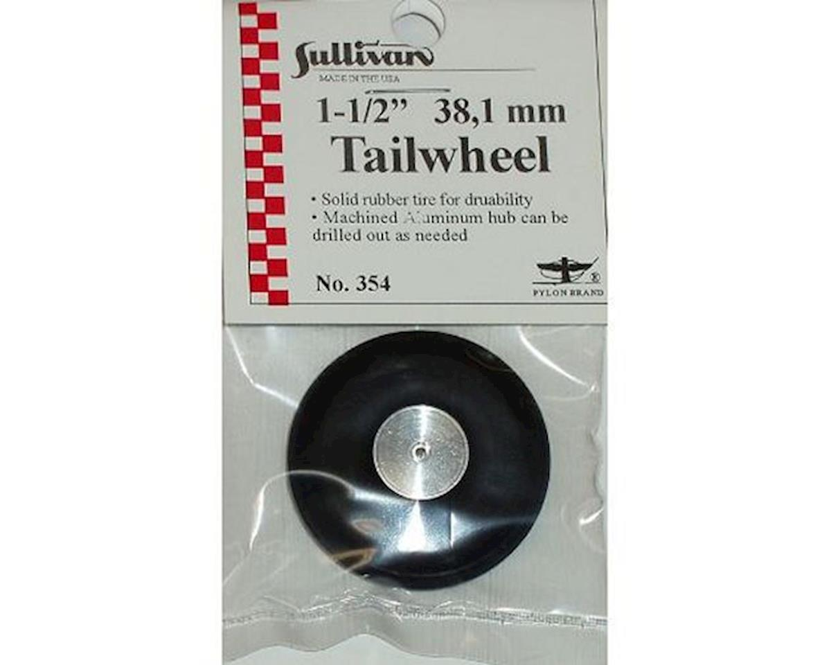 Sullivan Tail Wheel, 1 1/2""