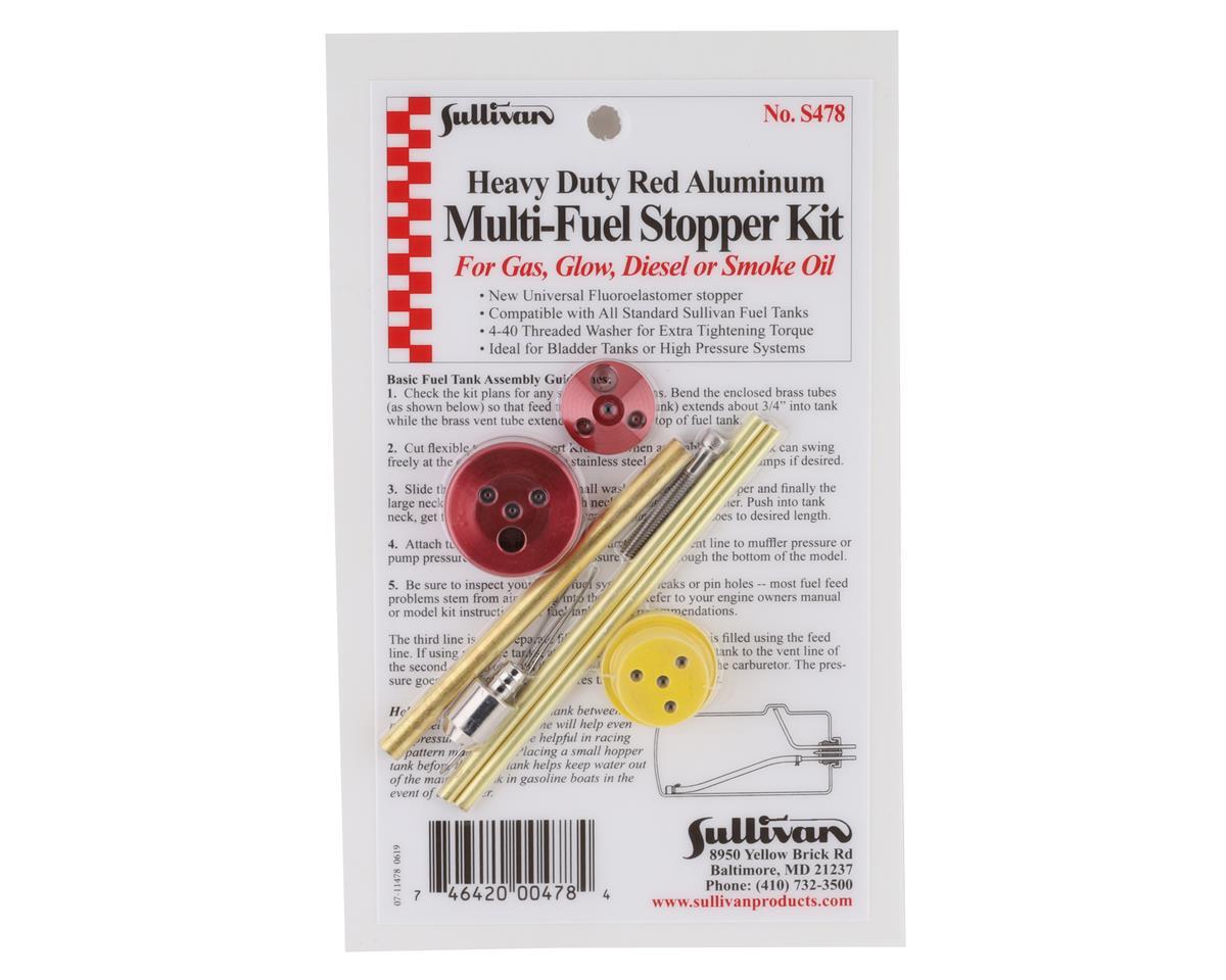 HD Multi Fuel Stopper Kit by Sullivan