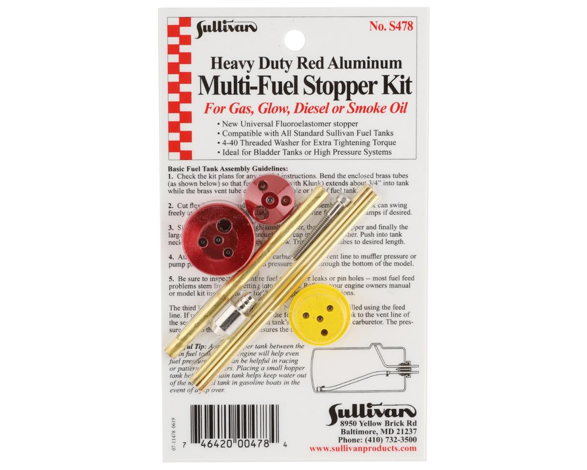 Aluminum HD Stopper Kit by Sullivan