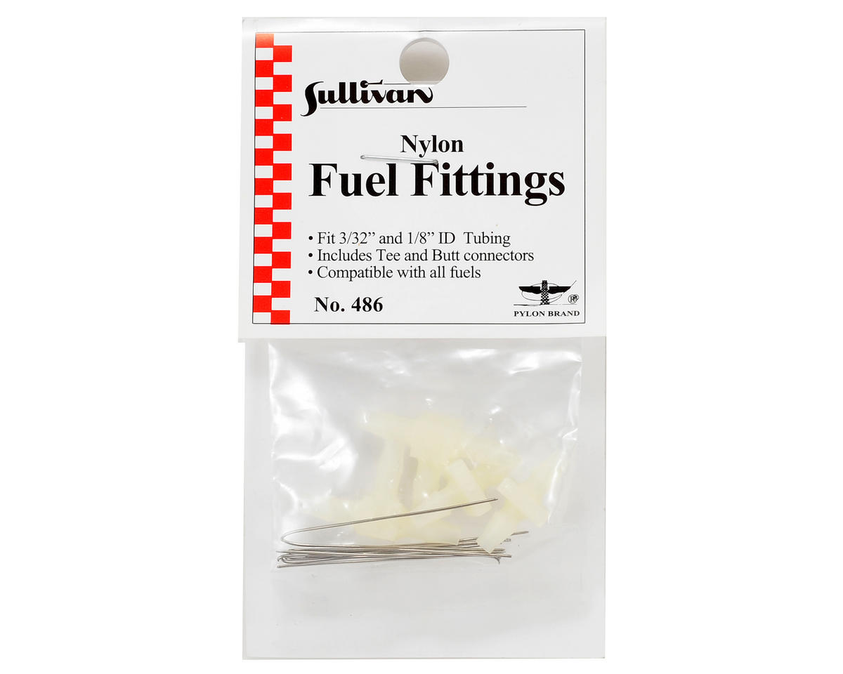 Nylon Fuel Fittings by Sullivan