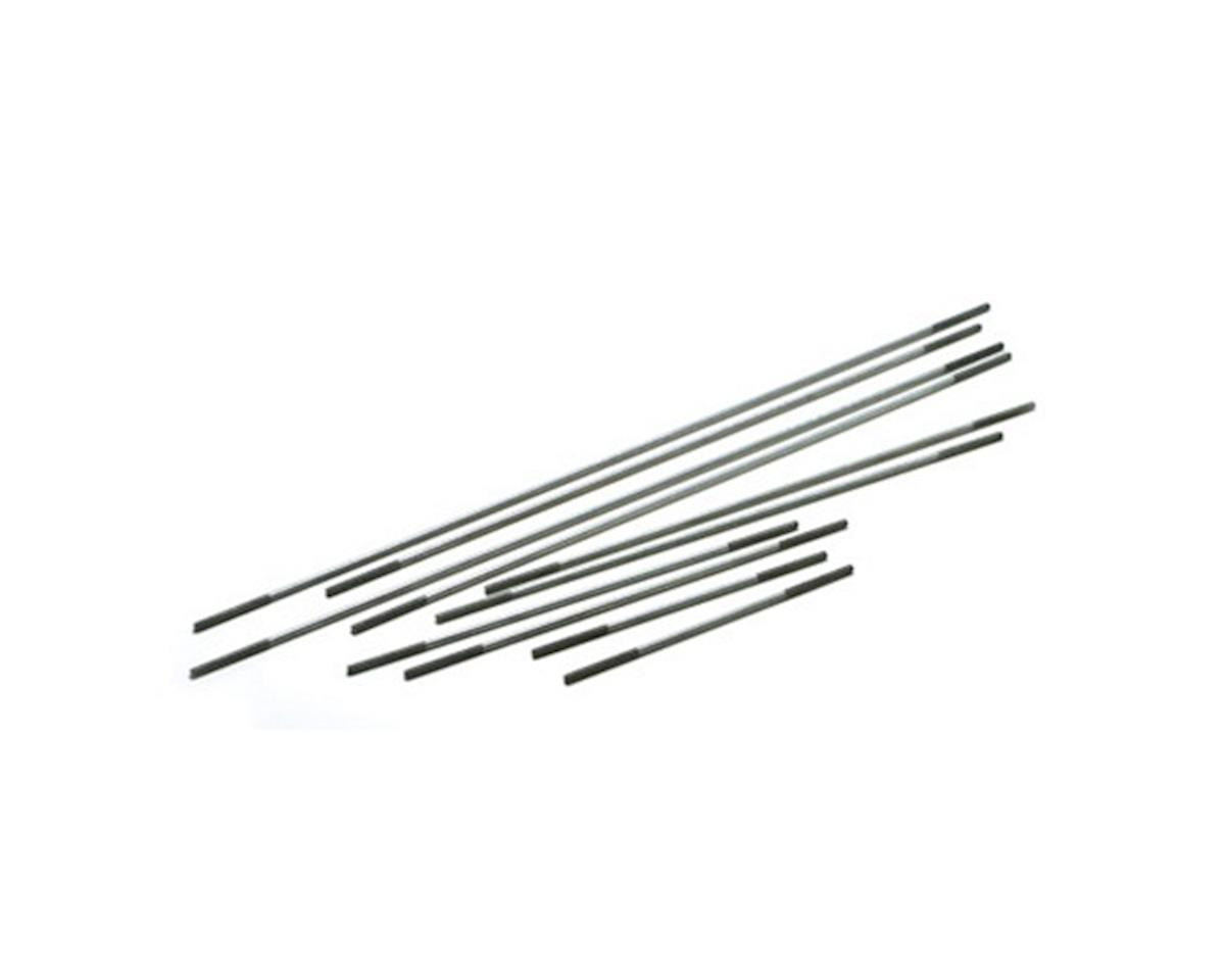4-40 End Threaded Rods (10) by Sullivan