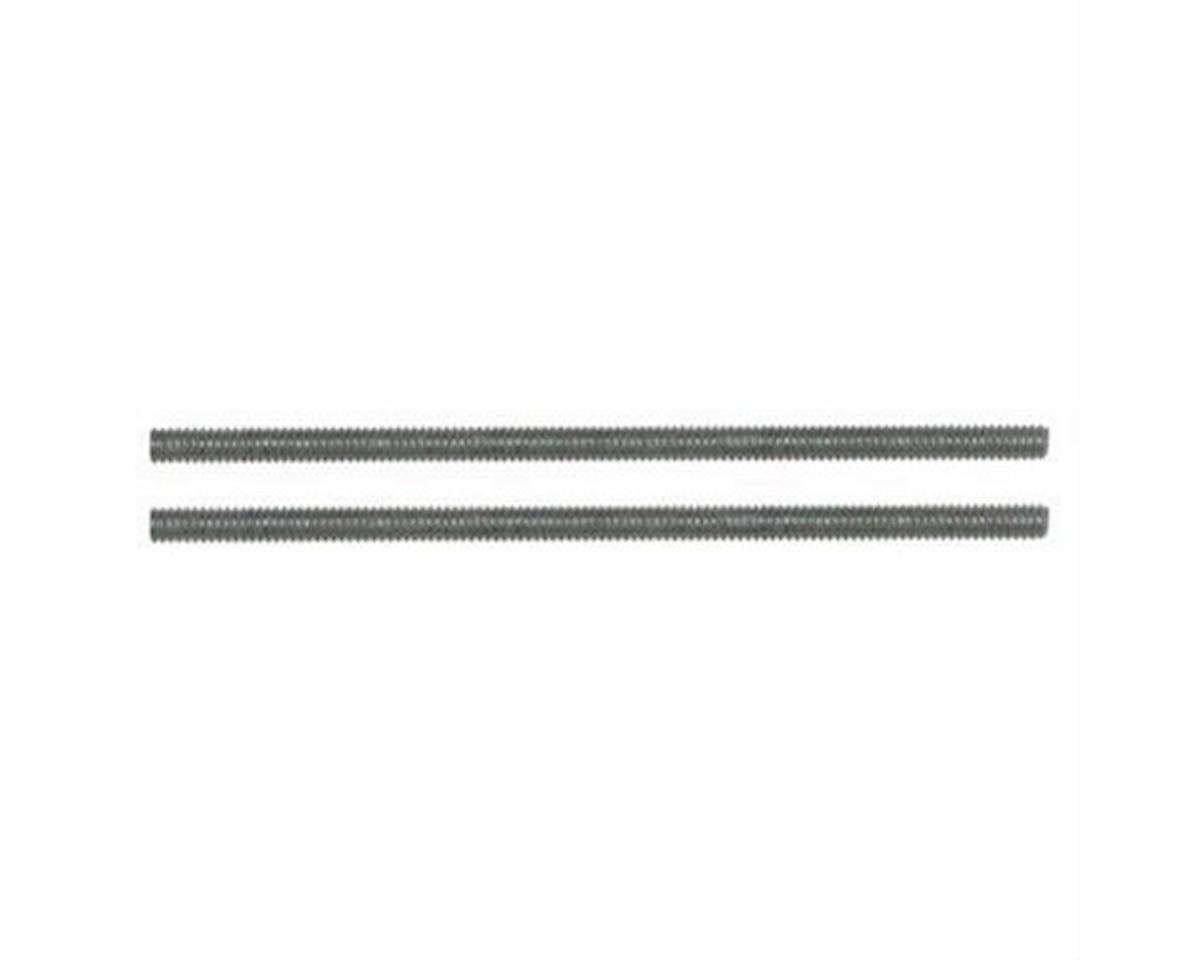 "Sullivan 4-40 All Threaded Rods,12""(2) 