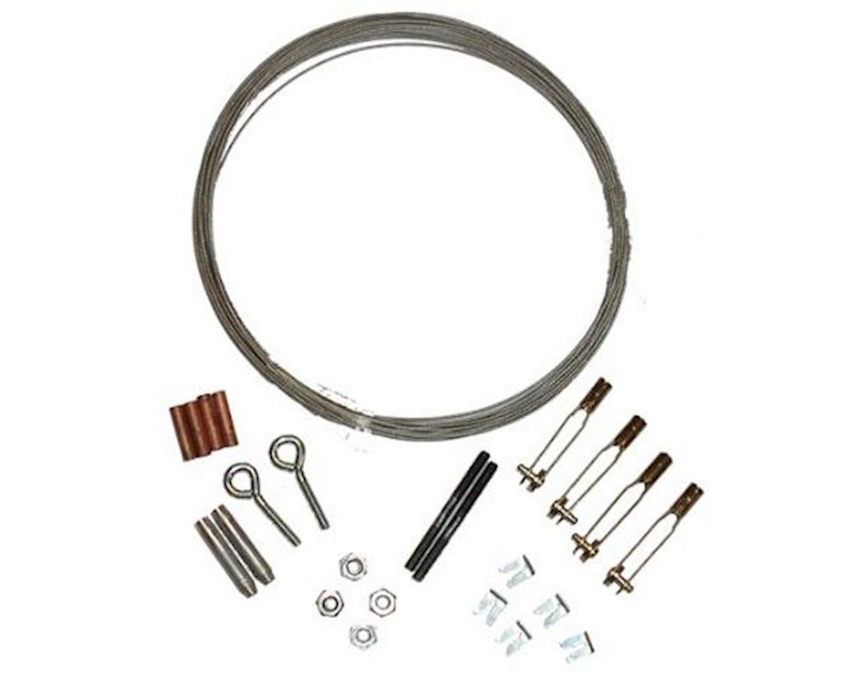 Pull Cable Kit w/Turnbuckles,15' by Sullivan