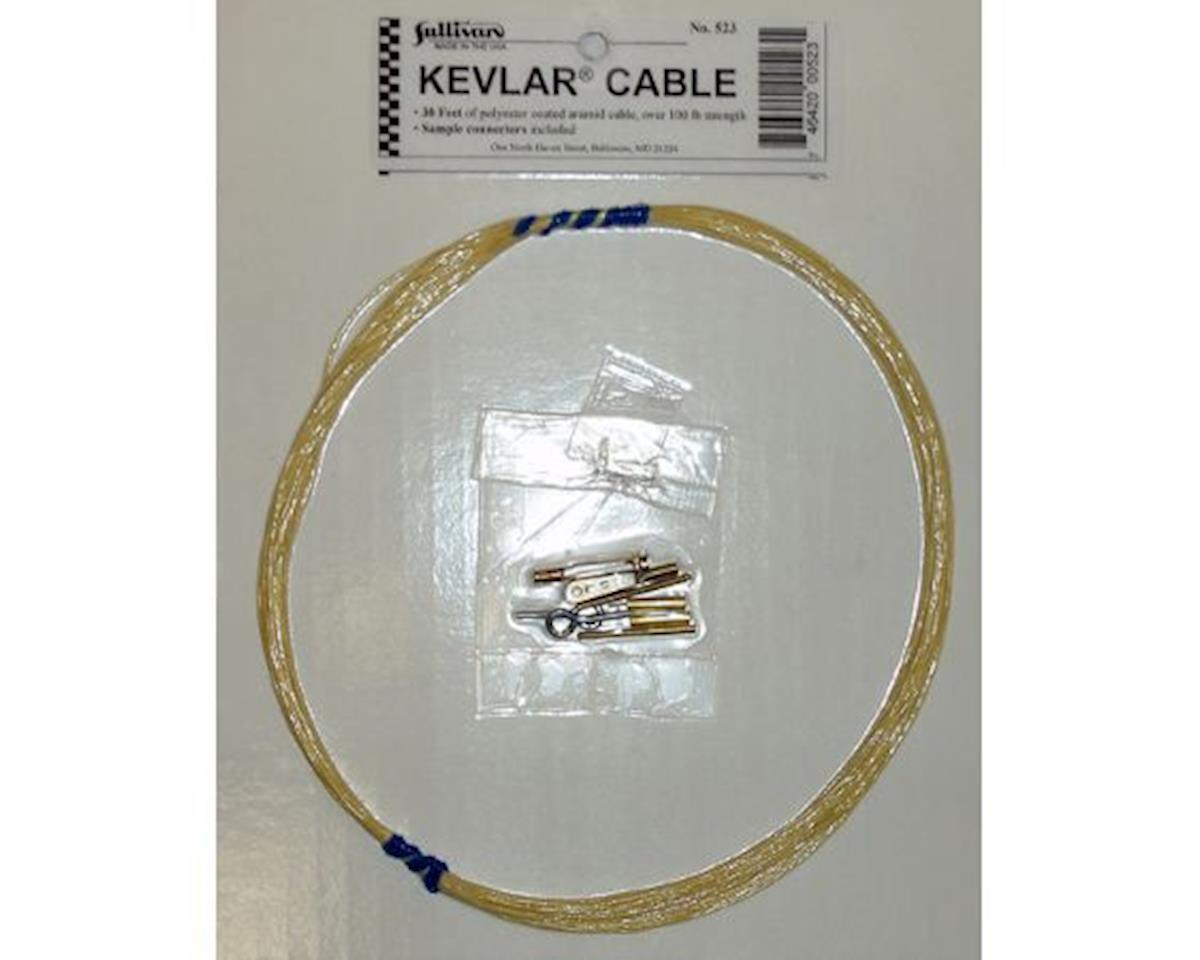 Sullivan Bulk Kevlar Cable