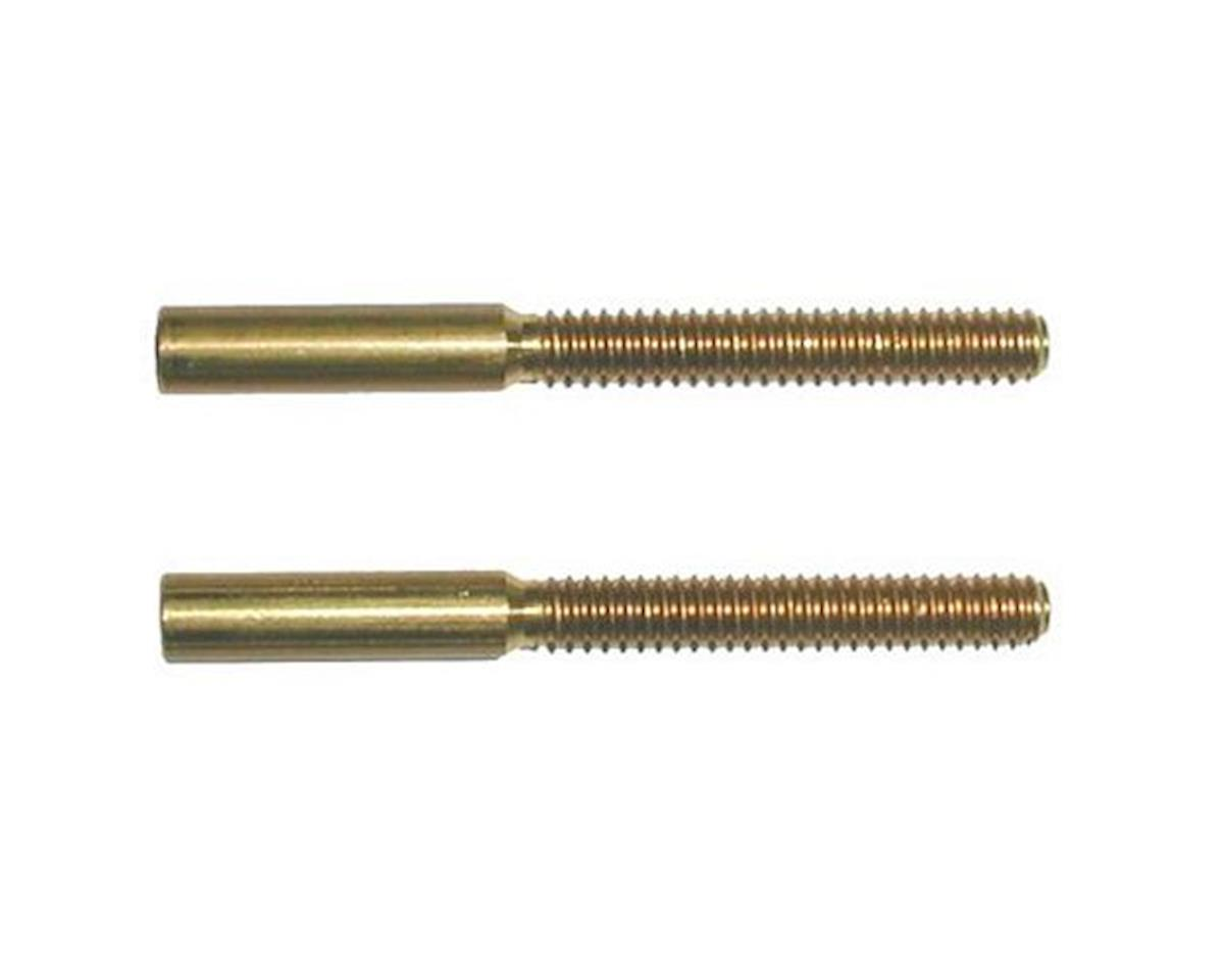 Sullivan 4-40 Threaded Brass Couplers(2)