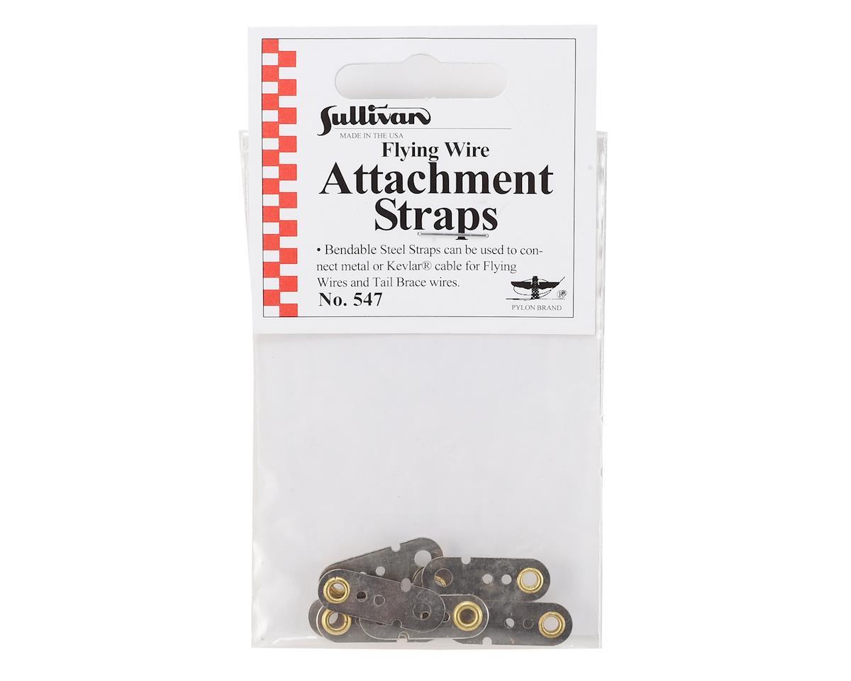 Flying Wire Steel Attachment Bracket (8) by Sullivan