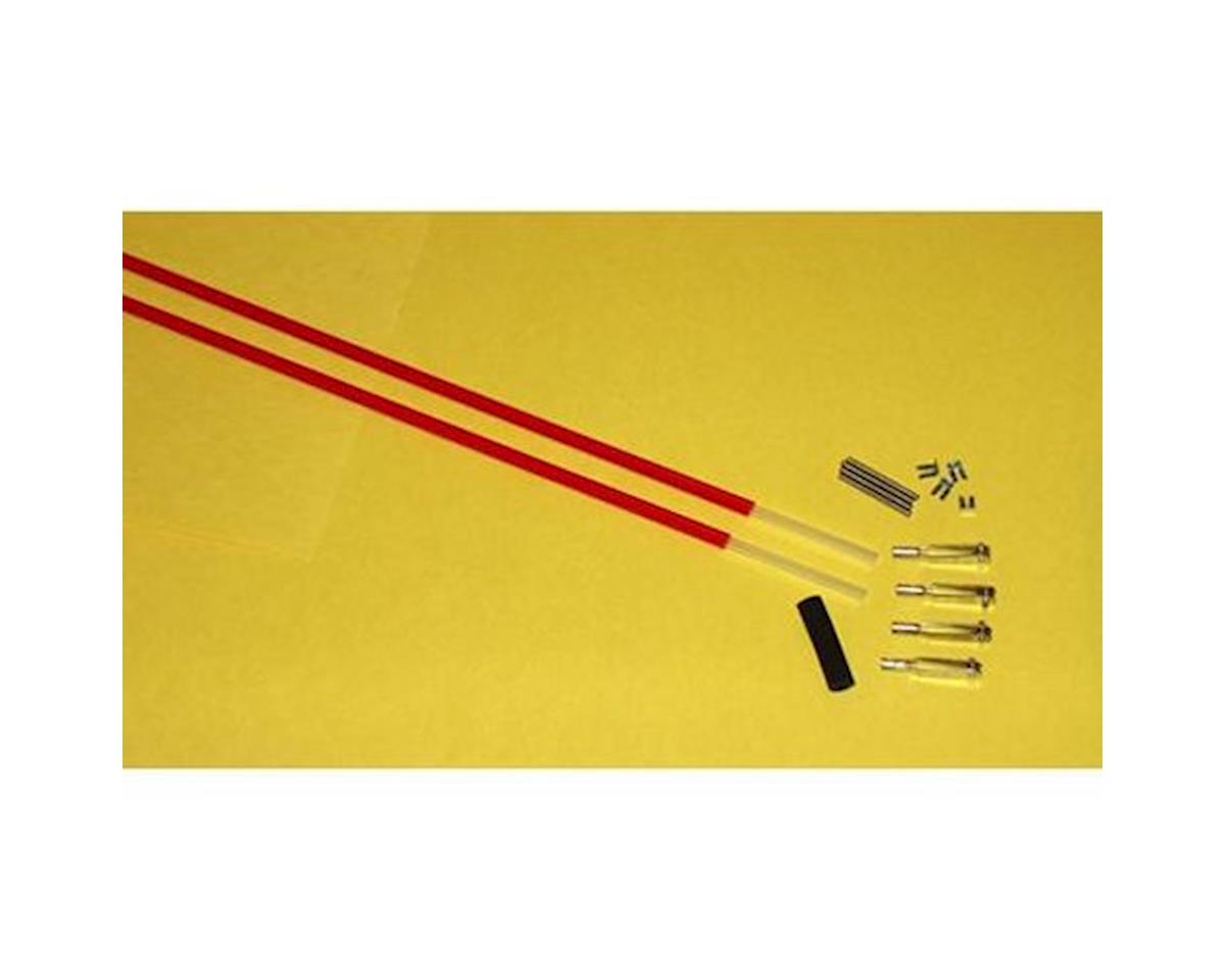 """Sullivan Gold-N-Rod Flex,2mm,Nylon,36"""""""