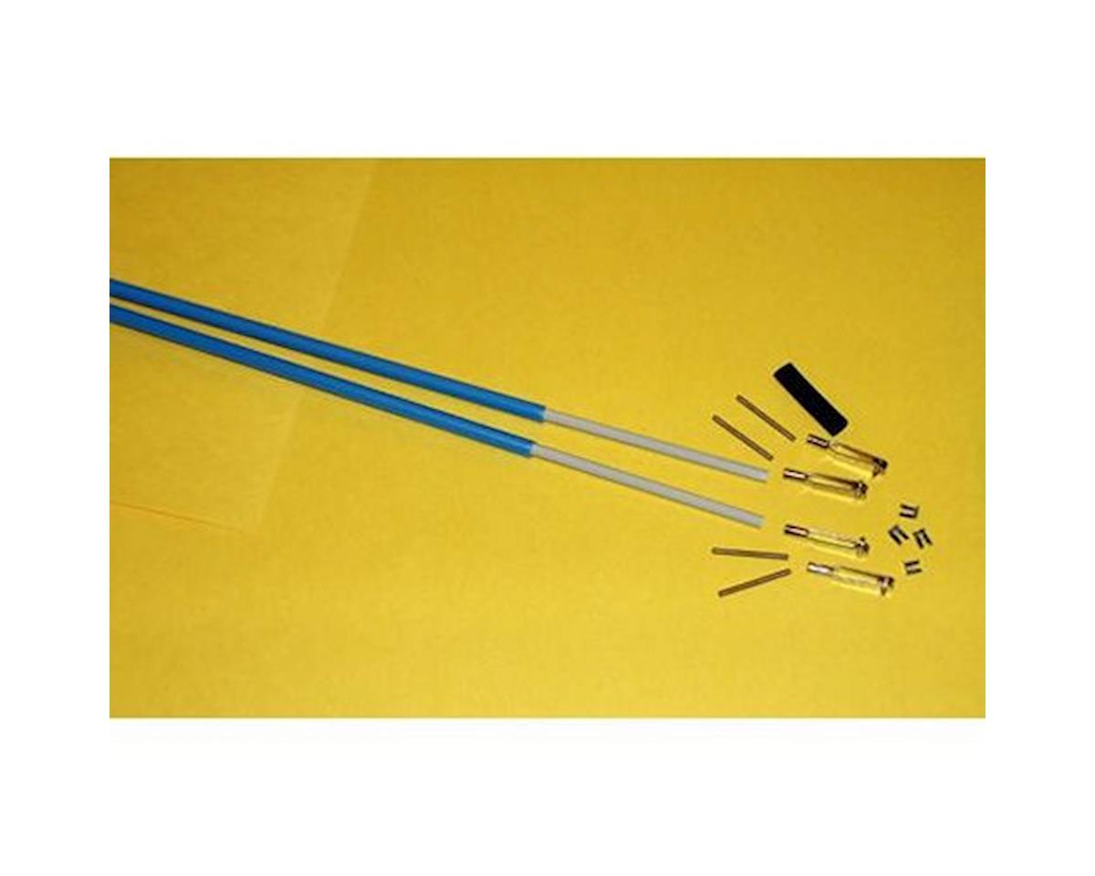 """Gold-N-Rod,2mm,SemiFlex,36"""""""
