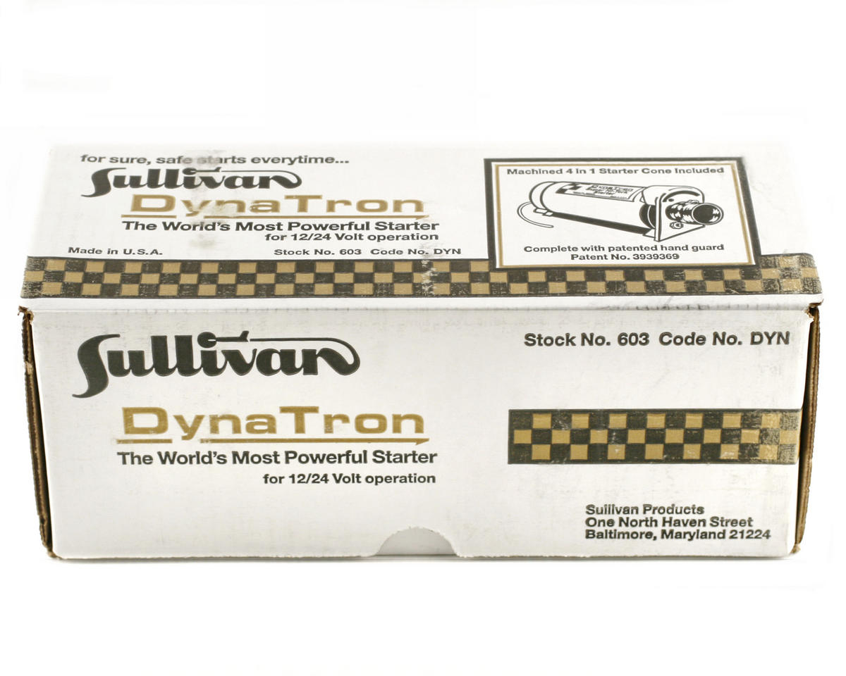 Sullivan Dynatron Super Power Starter