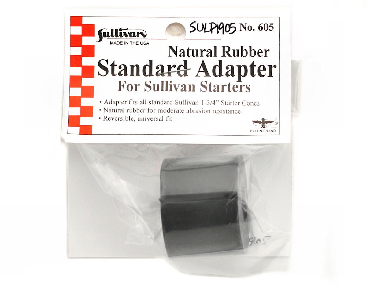 Sullivan Rasp Rubber Adaptor Spinner