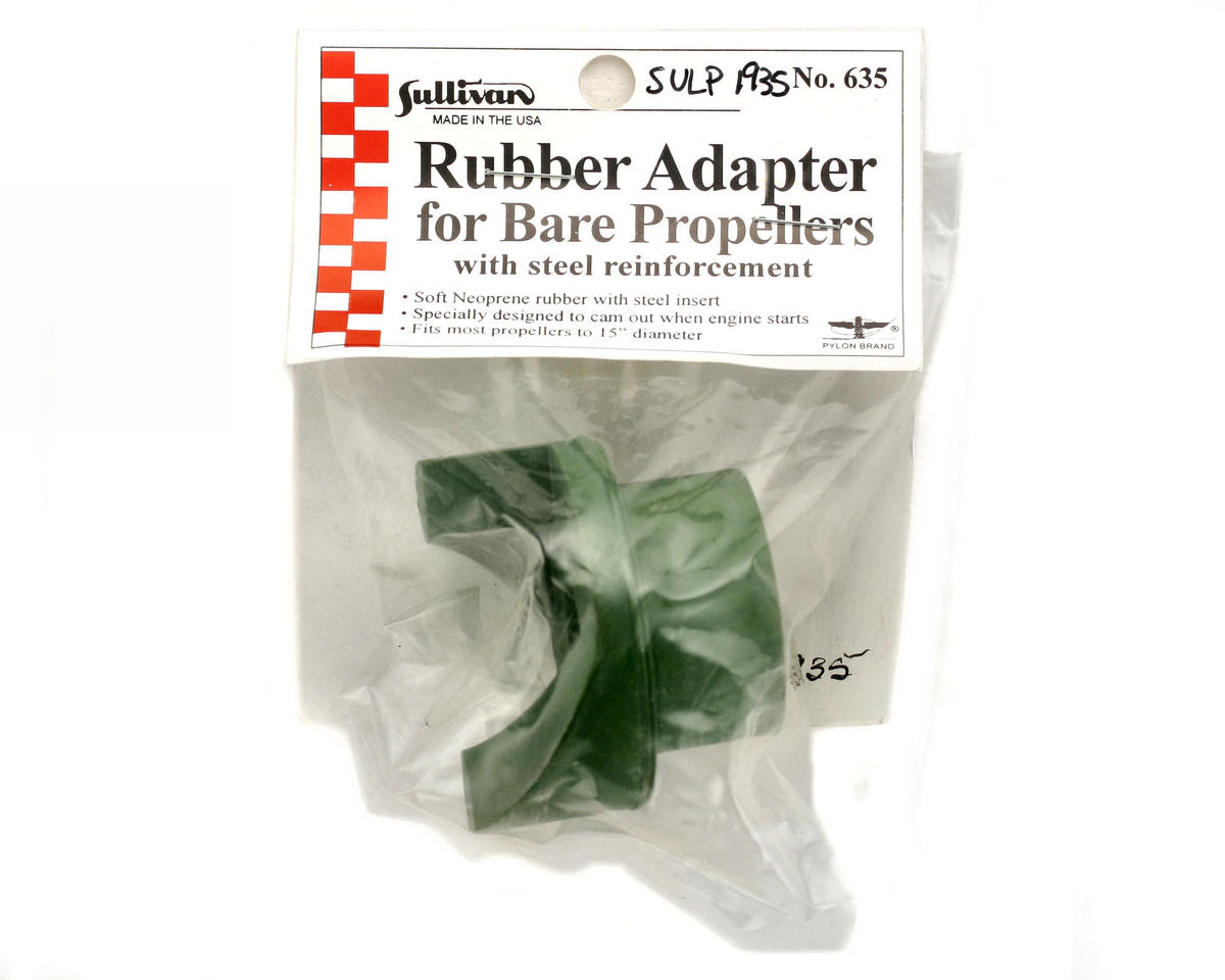 Bare Prop Rubber Adapter by Sullivan