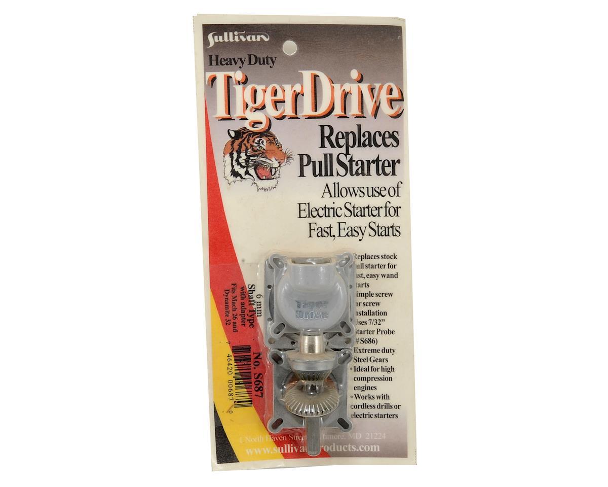 Sullivan TigerDrive 6mm Internal Starter