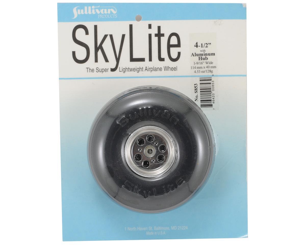 """Sullivan 4½"""" SkyLight Wheel w/Aluminum Hub"""