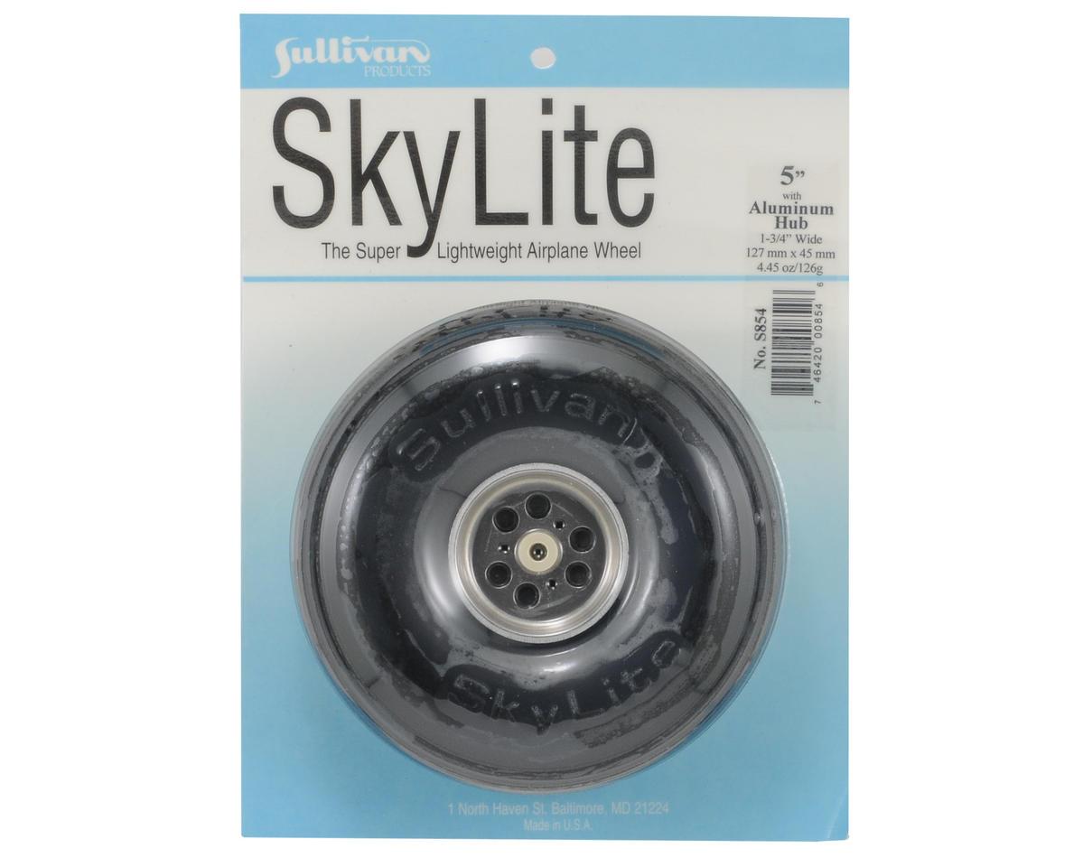 "Sullivan 5"" SkyLite Wheel w/Aluminum Hub"