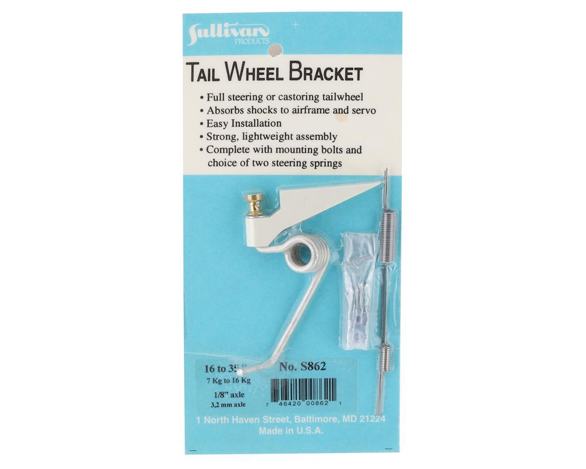 Tailwheel Bracket, 16-35 lb by Sullivan